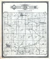 Leon Township, Waushara County 1924